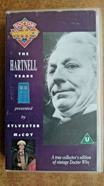 Doctor Who - The Hartnell Years (VHS, 1995)